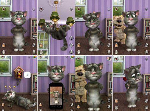 Talking Tom Cat 2 – Konuşan Kedi Oyunu