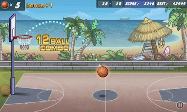 Basketball Shoot – Basket Oyunu