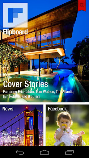 Flipboard – Telefonunuzda Dergi Şeklinde Haberler