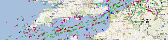 Marine Traffic – Canlı Gemi Trafiği