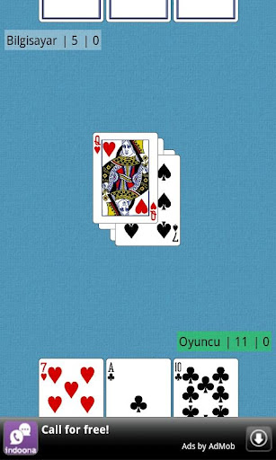 Pişti – Android Oyunu