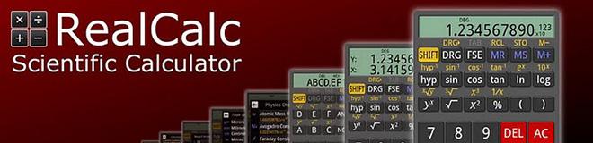 Android Hesap Makinesi – RealCalc