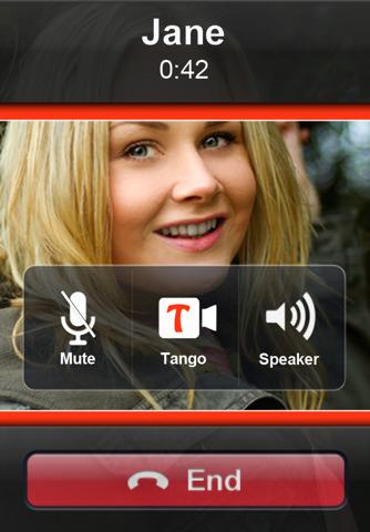 Tango Video Calls – Görüntülü Konuşma