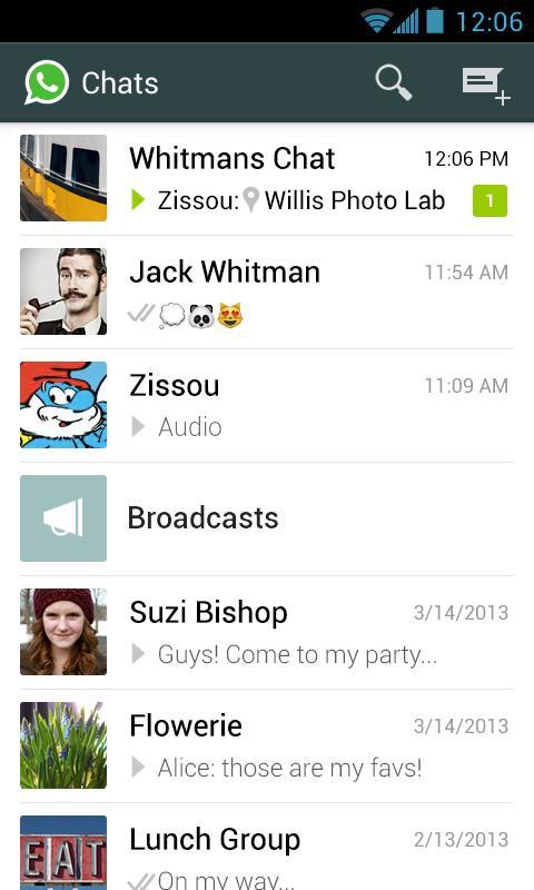 WhatsApp Telefona İndirme ve Yükleme