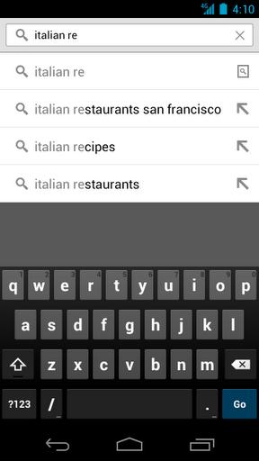 Google Chrome – Android Uygulaması