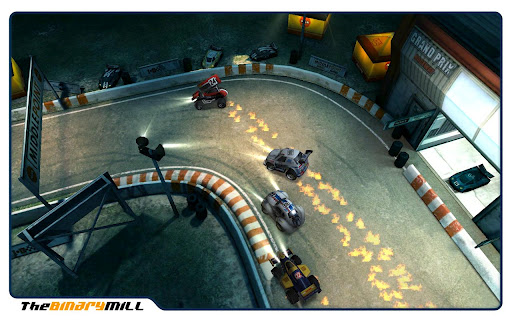 Mini Motor Racing – Araba Yarışı
