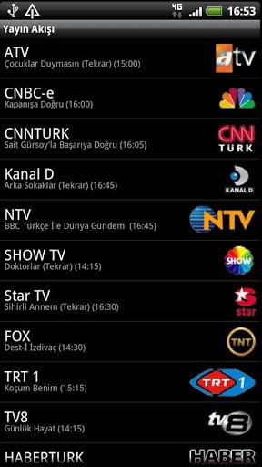TV Yayın Akışı – Program Yayın Saatleri