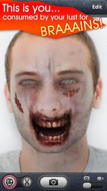 ZombieBooth – Zombiye Dönüş