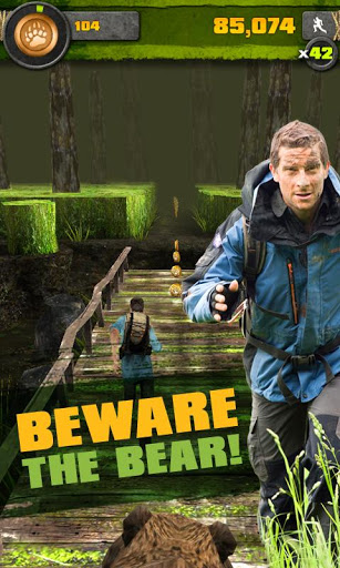 Survival Run with Bear Grylls – Ayı Gril Macera Oyunu