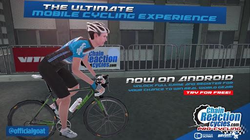 CRC Pro Cycling – Bisiklet Yarışı Oyunu