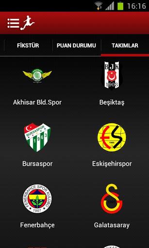 Lig TV – Android Uygulaması