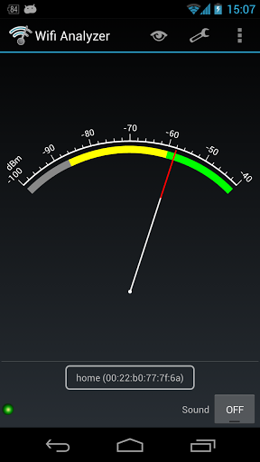 Wifi Analyzer – Wifi Ağlarının Hızını Test Edin