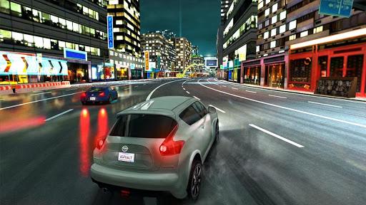 Asphalt 7 heat – android araba yarışı oyunu