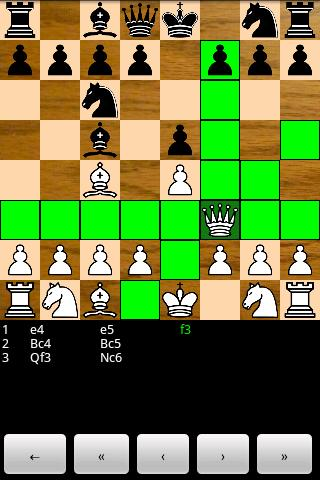 Chess for Android – Android Satranç Oyunu