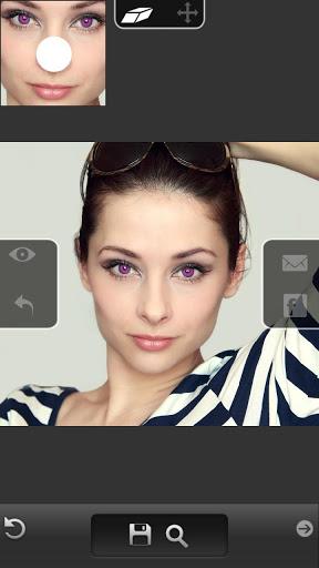 Eye Color Changer – Göz Rengini Değiştirme Uygulaması