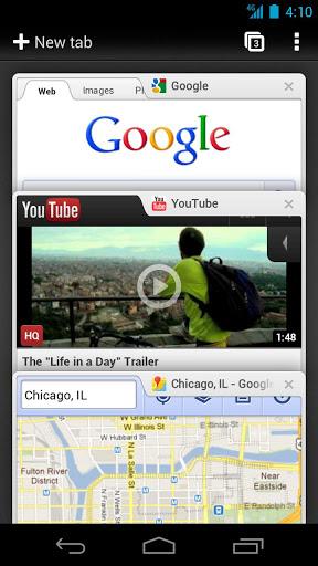 Chrome Beta – Yeni Mobil Google Chrome Uygulaması