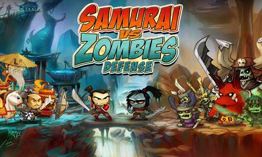 Samurai vs Zombies Defense – Samuray Zombilere Karşı