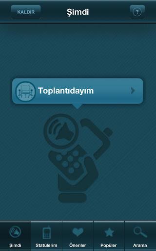 Turkcell Statune – Otomatik Durum Bildirme
