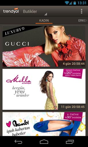 Trendyol – Alışveriş Sitesi Mobil Uygulaması
