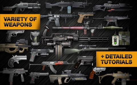 Weaphones: Firearms Simulator – Ateşli Silahlar Simülatörü