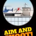 Sniper shooter keskin nişancı oyunu airport scanner