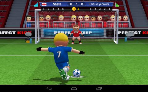 Perfect Kick – Online Penaltı Atışı Oyunu