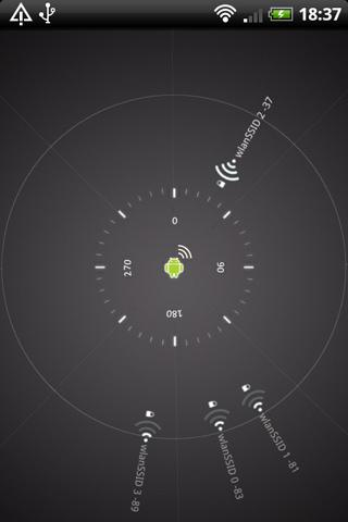 Wifi Radar – İnternet Sağlayıcı Cihazların Yerlerini Bulun