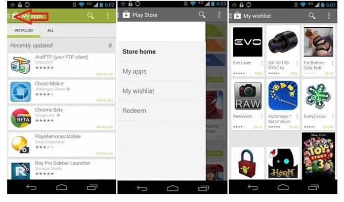 Google Play Güncellendi – Artık Tabletler için Daha Gelişmiş