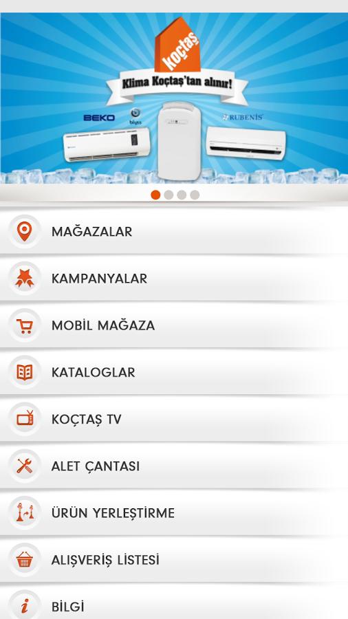 Koçtaş – Kampanyalar ve Mobil Alışveriş Uygulaması