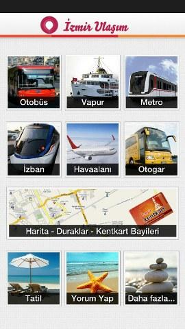 İzmir Ulaşım – Toplu Taşıma ve Otobüs Saatleri