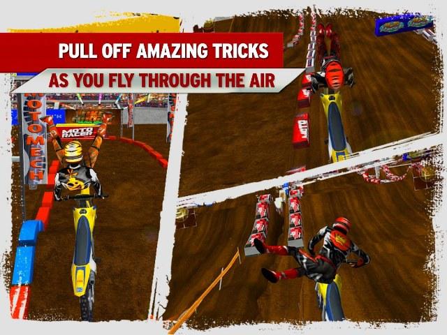 Moto Racer – Android Motor Yarışı Oyunu
