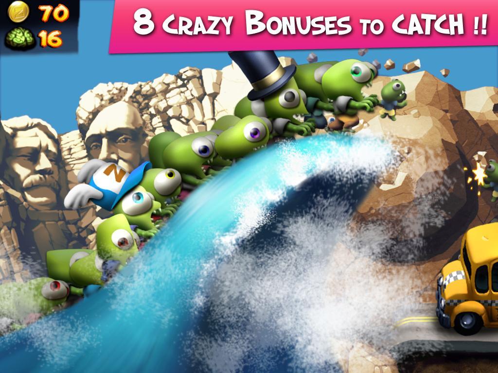 Zombie Tsunami – Zombilerle Platform Kaçış Oyunu
