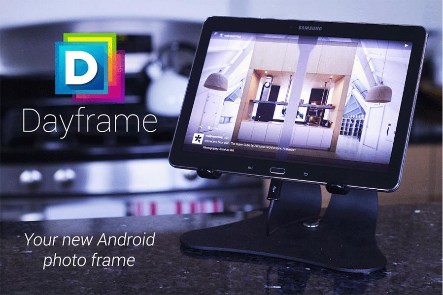 Dayframe – Fotoğraf Çerçevesi Uygulaması