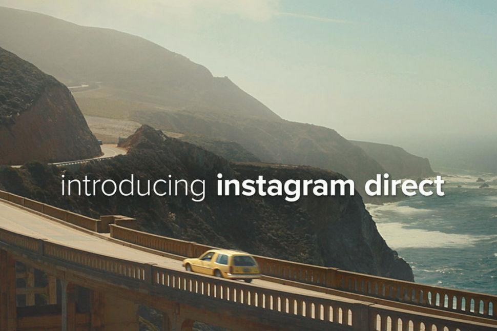 Instagram Direct – Fotoğraf, Video ve Mesaj Gönderme