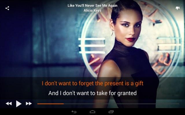 Çalan Şarkının Sözlerini Anında Gösteren Uygulama – Musixmatch