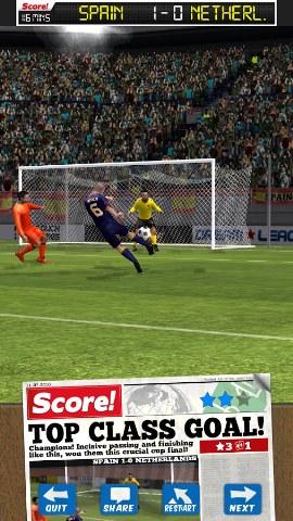 Score! World Goals ile Unutulmaz Goller