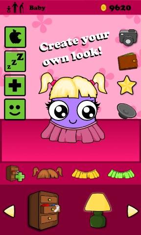 Moy Virtual Pet Game – Pou Benzeri Oyun