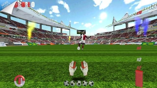 Süper Kaleci – Futbol Oyunu