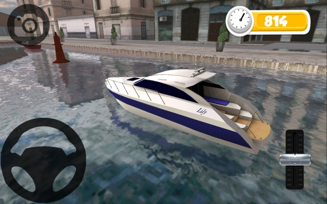 Tekne Park HD – Tekne Park Etme Oyunu