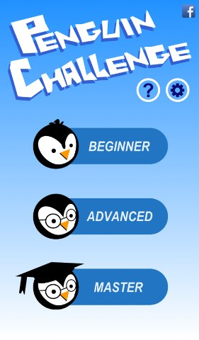 Penguin Challenge – Penguen Bulmaca Oyunu