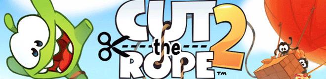 Cut the Rope 2 – İp Kesme Oyunu