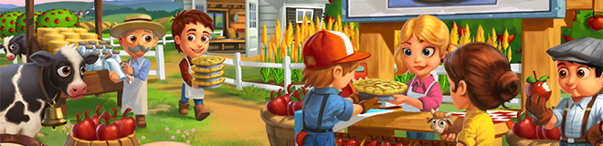 Farmville 2 – Farmville Oyunu Oyna