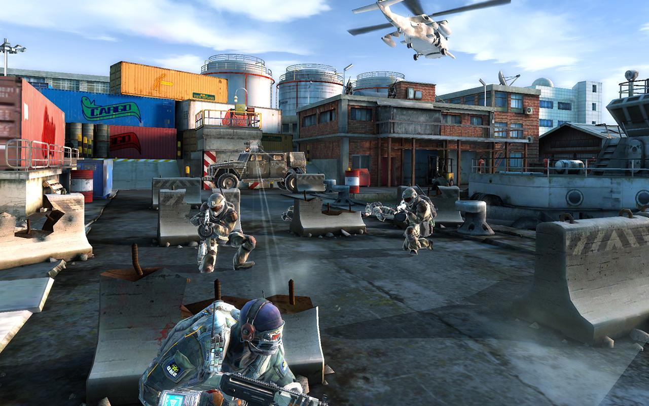 Silahlı Aksiyon Savaşları – Frontline Commando 2