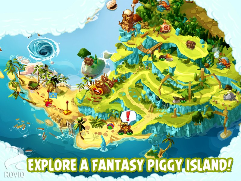 Angry Birds Epic – Yeni Android RPG Oyunu