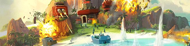 Boom Beach – Clash of Clans Benzeri Savaş Oyunu