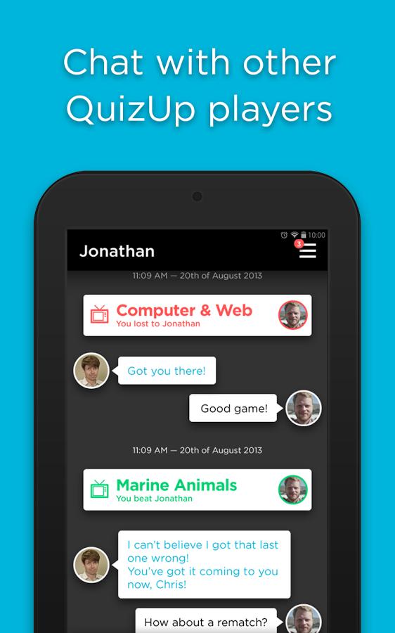 Quizup – Online Bilgi Yarışması