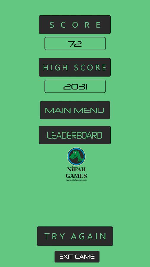 Android Nostaljik Araba Yarışı Oyunu