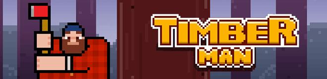 Ağaç Kesme Oyunu – Timberman