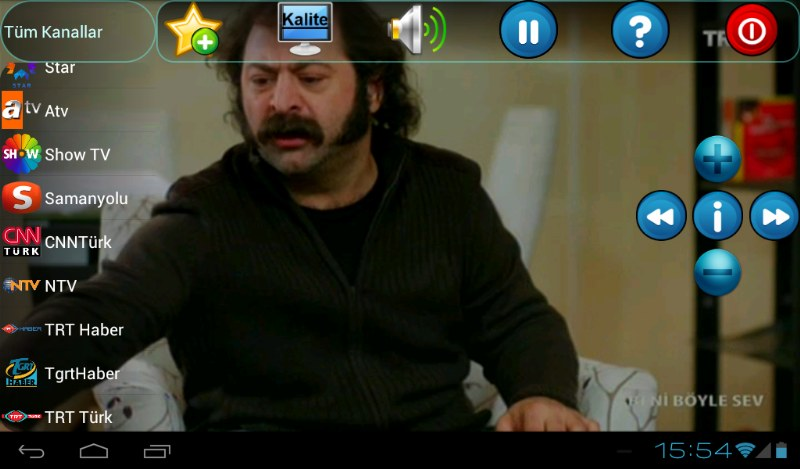 Telefondan TV İzleme Uygulaması – Mobil TV İzle