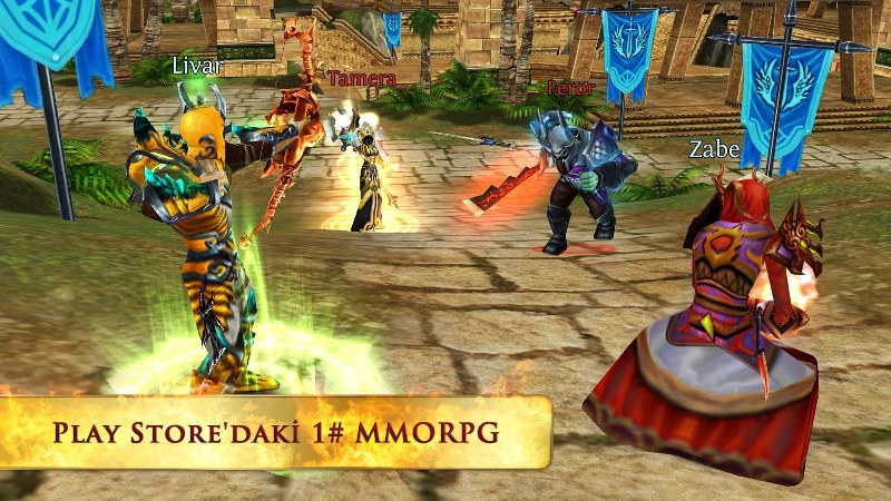 Order & Chaos Online - Knight Online Benzeri Android Oyun ...